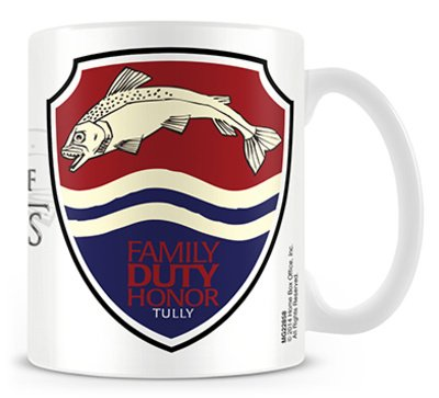 Tazza - Game Of Thrones - Tully