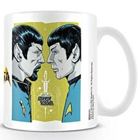 Tazza - Star Trek - 50Th Anniversary