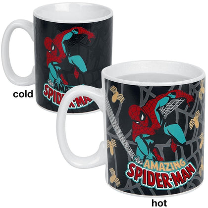 Tazza Termosensibile - Marvel - SpiderMan