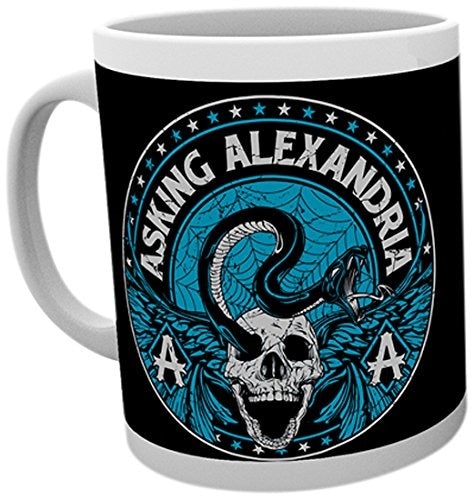 Tazza - Asking Alexandria - Venom
