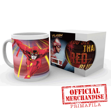 Tazza - Flash - Red Blur