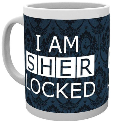 Tazza - Sherlock - Sherlocked Dark