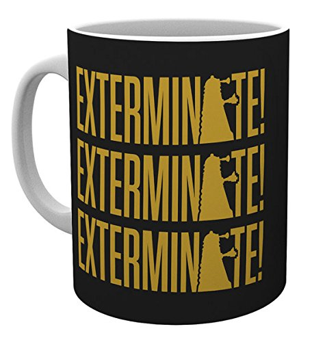Tazza - Doctor Who - Exterminate