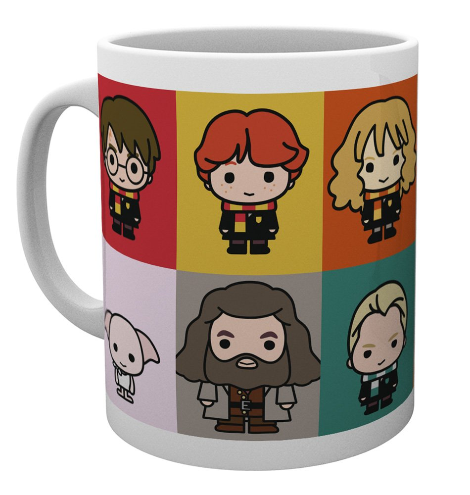 Tazza - Harry Potter - Personaggi Chibi