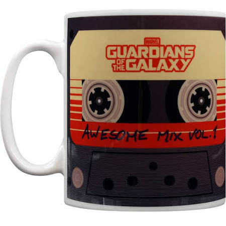 Tazza - Guardians Of The Galaxy (Awesome Mix Vol. 1)