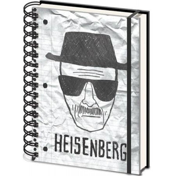 Breaking Bad - Heisenberg (A5)
