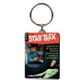 Portachiavi - Star Trek - Tricked