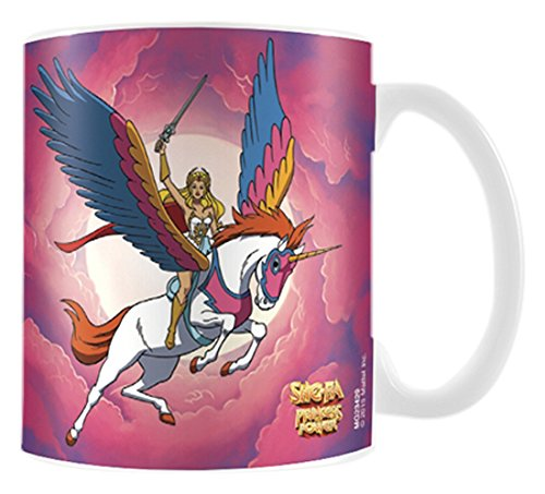 Tazza - Masters Of The Universe - She-ra Unicorn