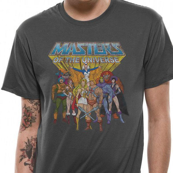 T-Shirt - He-Man  - Masters Of The Universe