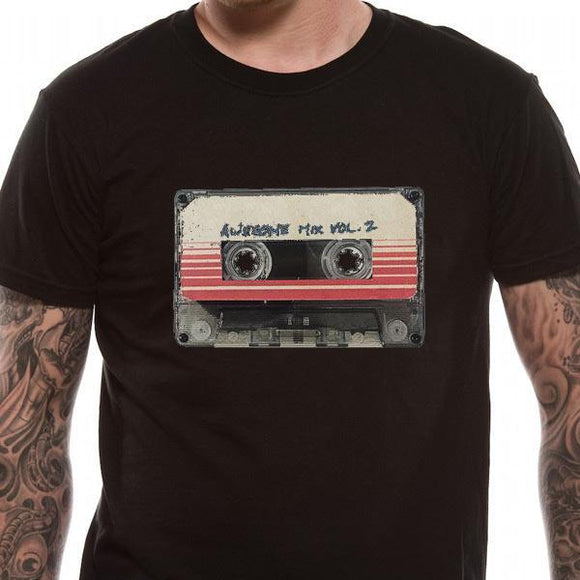 T-Shirt - Guardians Of The Galaxy 2 - Tape