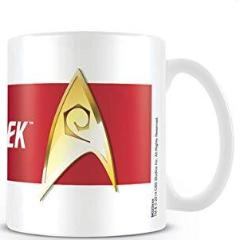 Tazza - Star Trek - Engineering Red