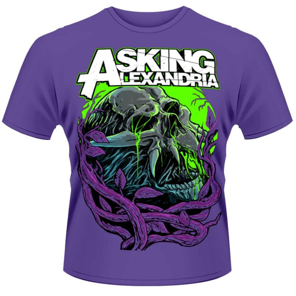 T-Shirt - Asking Alexandria - Night Slime 2