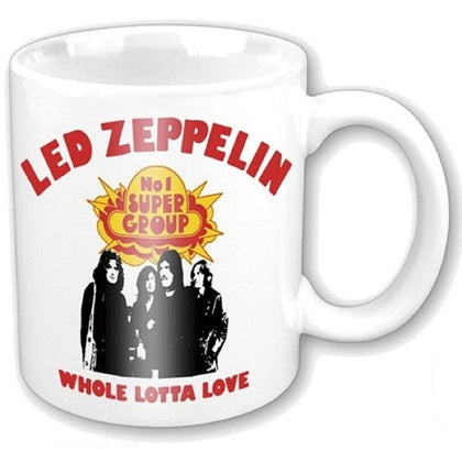 Tazza - Led Zeppelin - Whole Lotta Love
