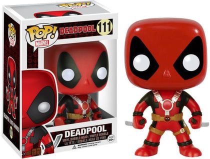 FUNKO POP - DEADPOOL - TWO SWORDS (111)