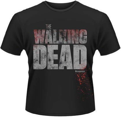 T-Shirt - Walking Dead - Splatter