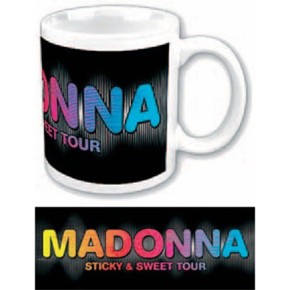 Tazza - Madonna - Sticky And Sweet
