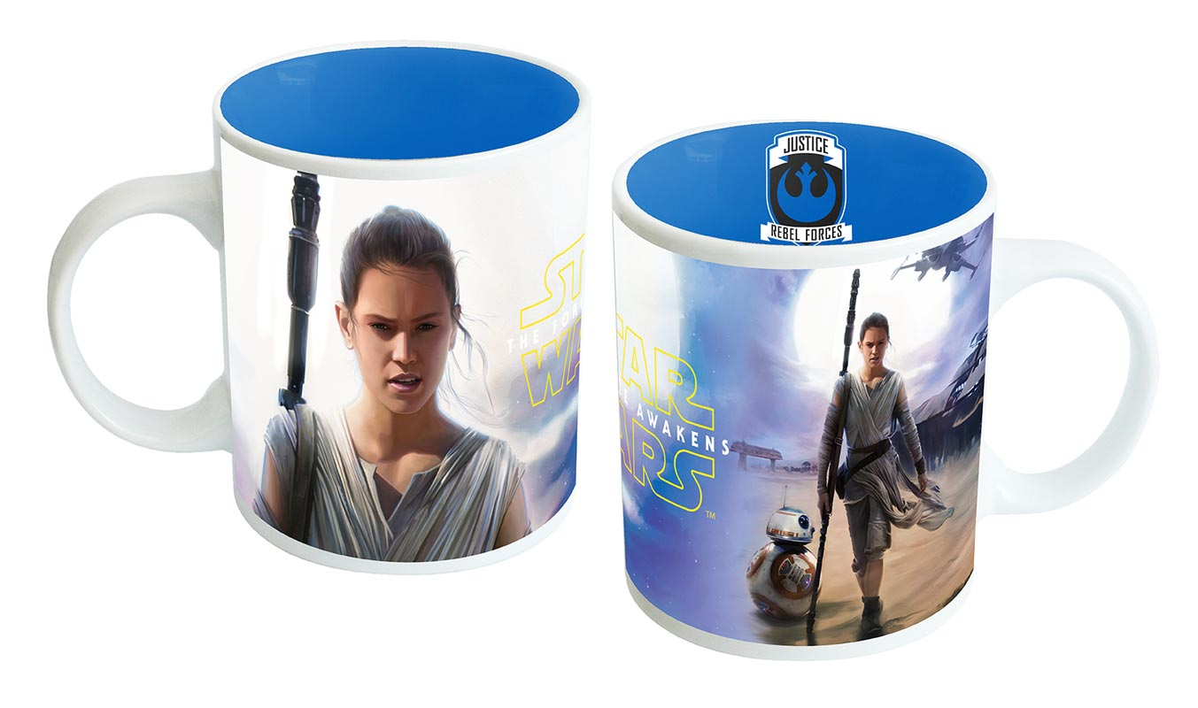Tazza - Star Wars - Episode VII - Rey & BB-8