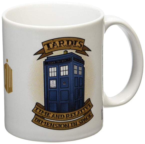 Tazza - Doctor Who - Tardis Tattoo
