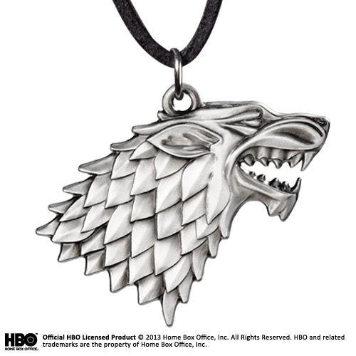 Collana - Stark - Game of Thrones
