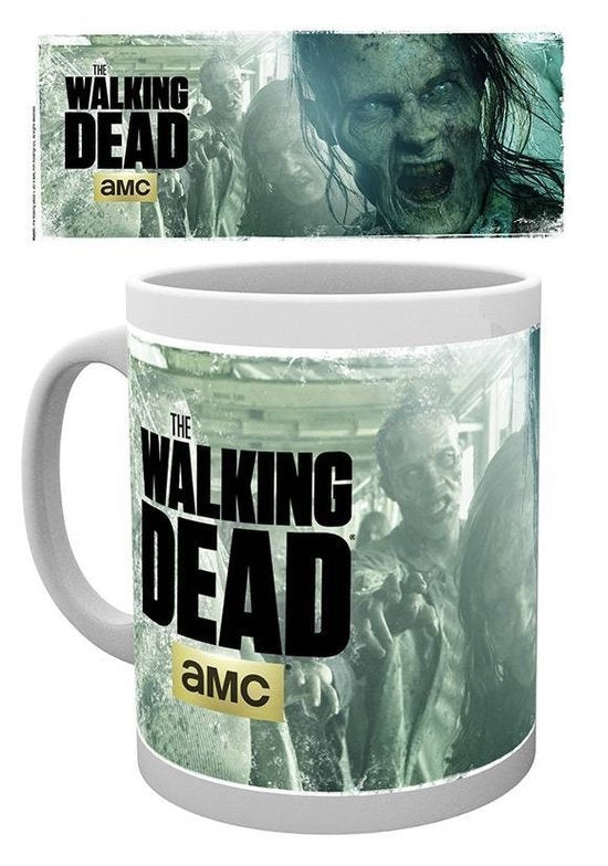Tazza - The Walking Dead - Zombies