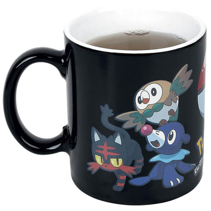Tazza Termosensibile - Pokemon - Catch Em All