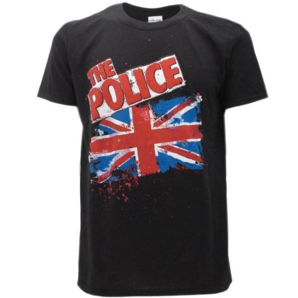 T-Shirt - The Police - Logo