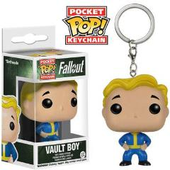 Portachiavi - Funko Pocket Pop - FALLOUT - VAULT BOY