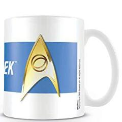 Tazza - Star Trek - Sciences Blue
