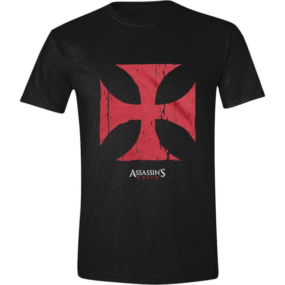 T-Shirt - Assassin's Creed Movie - Red Cross
