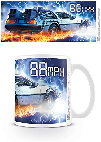 Tazza - Back To The Future - 88Mph