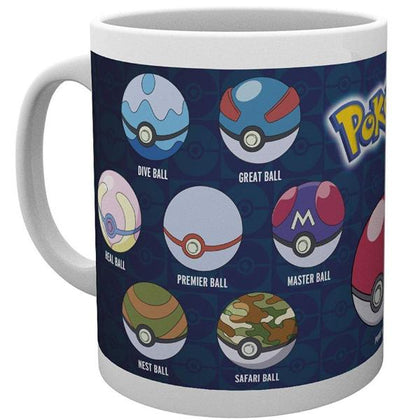 Tazza - Pokemon - Ball Varieties