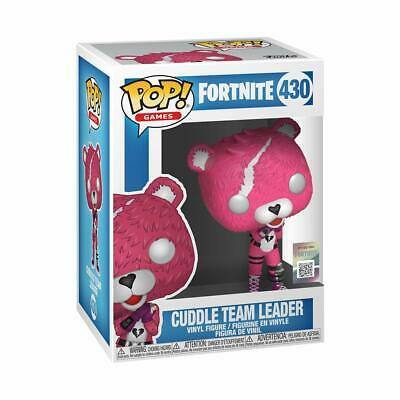 FUNKO  POP - FORTNITE - 430 CUDDLE TEAM LEADER