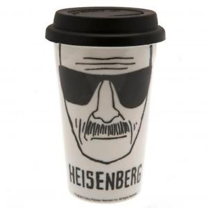 Tazza da viaggio - Breaking Bad - Heisenberg