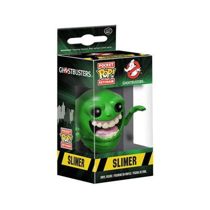 PORTACHIAVI - FUNKO POCKET POP - GHOSTBUSTERS - SLIMER