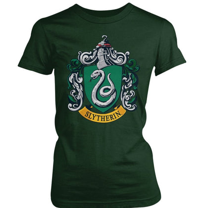 T-Shirt - Harry Potter - Slytherin (Serpeverde)