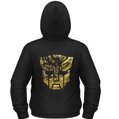 Felpe - Transformers - Gold Autobot Shield