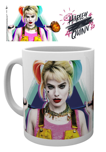 Tazza - Birds Of Prey - Harley Quinn