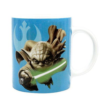 Tazza - Star Wars - Yoda & R2D2