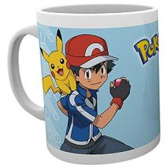 Tazza - Pokemon - Ash