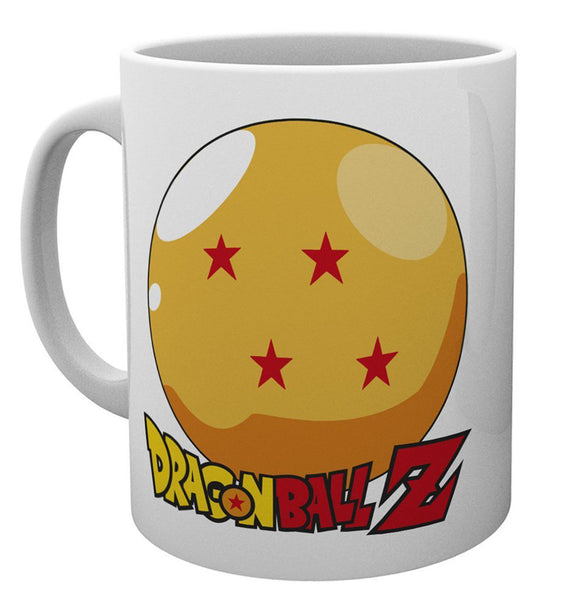 Tazza - Dragon Ball Z - Ball & Logo