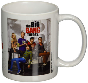 Tazza - Big Bang Theory - Portrait