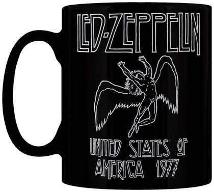 Tazza - Led Zeppelin - 77 Usa Tour