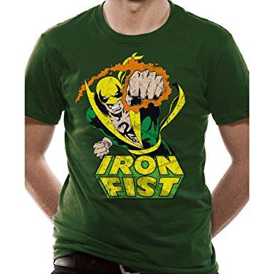 T-Shirt - Marvel Comics Iron Fist T-Shirt
