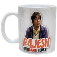 Tazza - Big Bang Theory - Rajesh