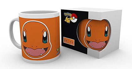 Tazza - Pokemon - Charmander Face