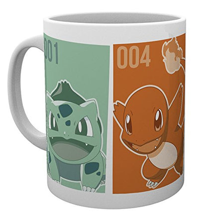 Tazza - Pokemon - Starters