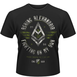 T-Shirt - Asking Alexandria - Fight