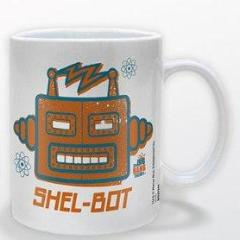 Tazza - Big Bang Theory - Shel Bot