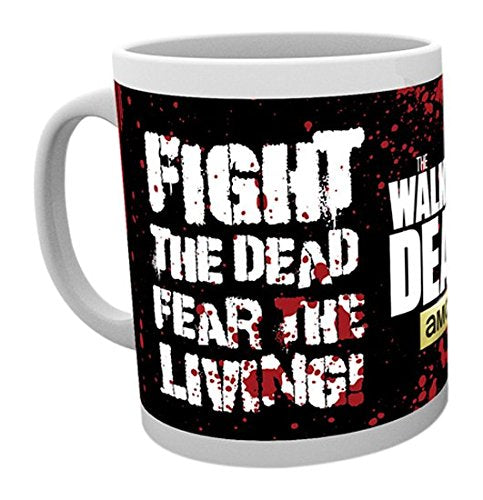 Tazza - The Walking Dead - Fight The Dead