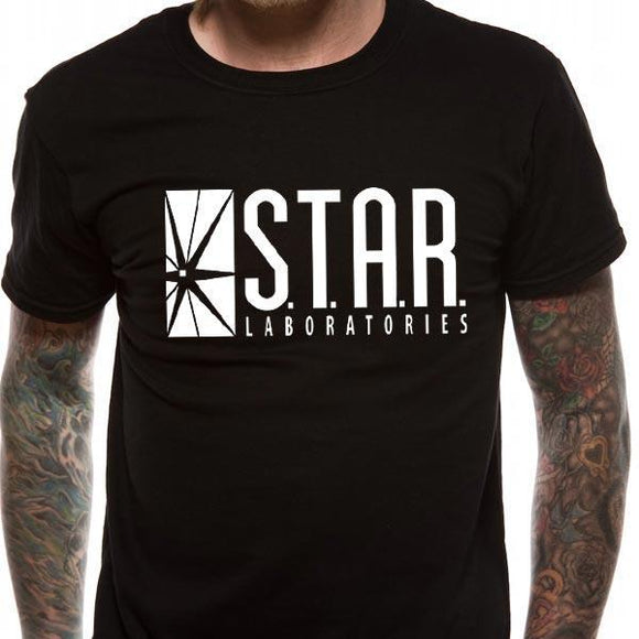 T-Shirt - Flash - S.T.A.R. Labs